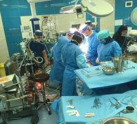 عمل پیوند قلب با موفقیت در دانشگاه علوم پزشکی مشهد انجام شد